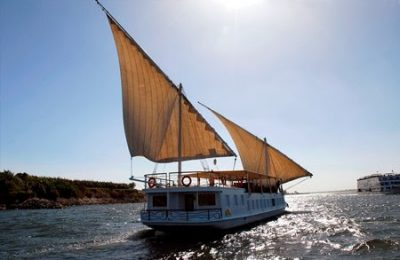 Dahabiya Nile cruise boat