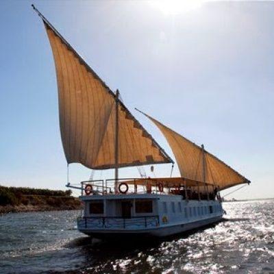 Dahabiya Nilecruise boat