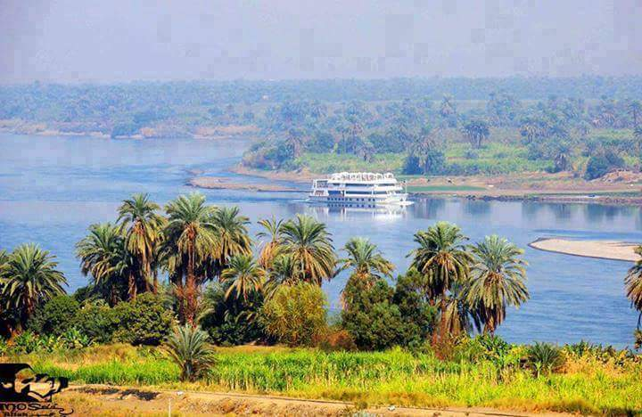 Nile river cruise Egypt