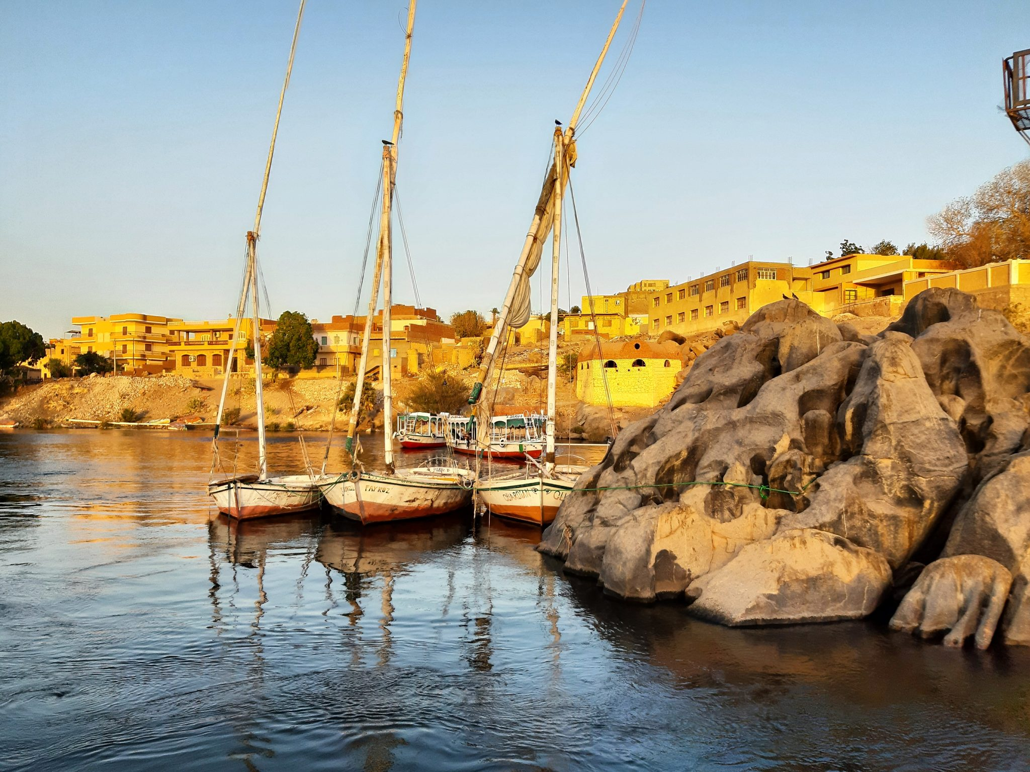 Aswan day tour from Hurghada