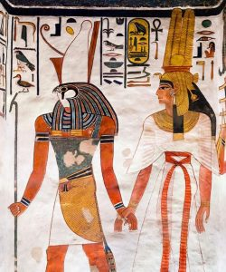 Nefertari , Nefertari tomb , QV66 , Queens valley