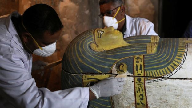 new tomb, discover , luxor , egypt