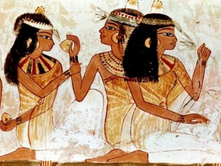Makeup in ancient Egypt