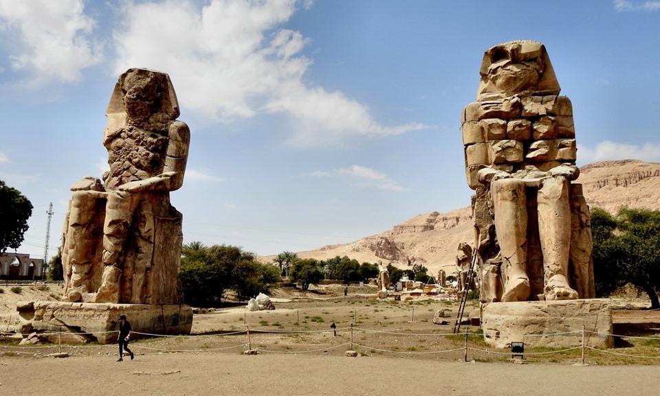 Overnight Luxor trip from Safaga port