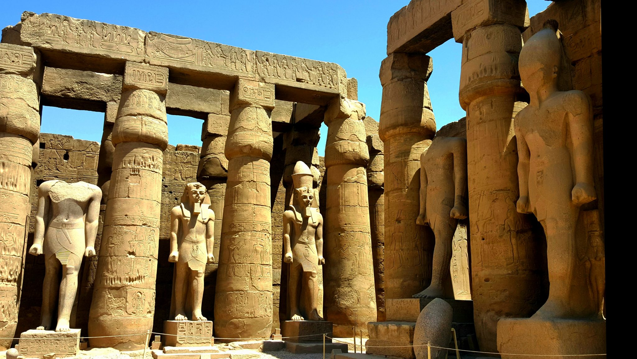 Luxor short vacations - luxor short breaks - luxor day trips