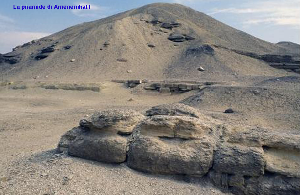 XII Dynasty Amenemhat I