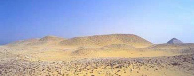 White Pyramid of Amenemhat II 12th Dynasty