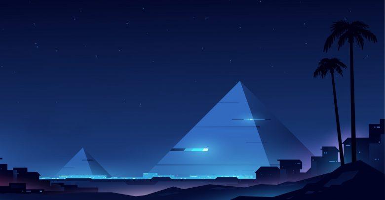 Hidden Chamber in Great pyramid